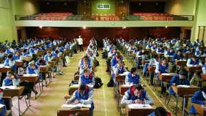 Exams Have started 23-05-2016